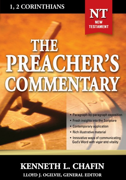 The Preacher's Commentary - Volume 30: 1, 2 Corinthians