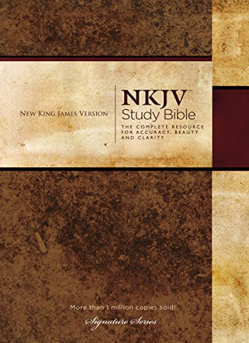 NKJV Study Bible for the Olive Tree Bible App on iPad, iPhone