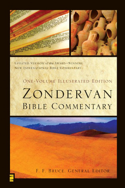 Zondervan Bible Commentary (1 volume)