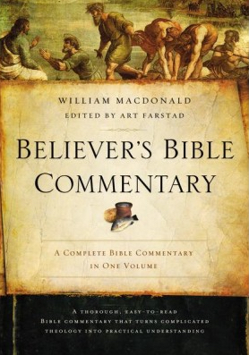 Believer's Bible Commentary by William MacDonald    for the
