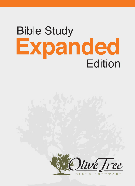 Bible Study Expanded Edition - NRSV
