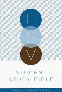 ESV Student Study Bible With ESV