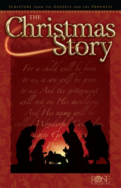 Christmas Story, The by Loren Bishop... for the Olive Tree Bible ...