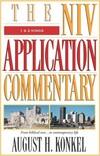 1&2 Kings: NIV Application Commentary (NIVAC)