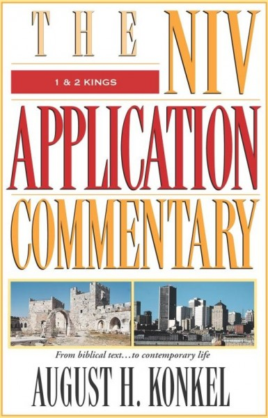 1&2 Kings: NIV Application Commentary (NIVAC)
