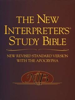 New Interpreter's Study Bible Notes