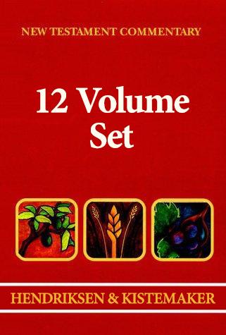 New Testament Commentary Series Hendriksen-Kistemaker (12 Vols.)