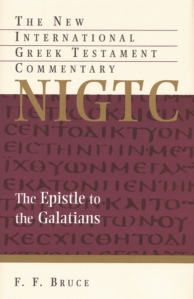 Galatians: New International Greek Testament Commentary Series (NIGTC)
