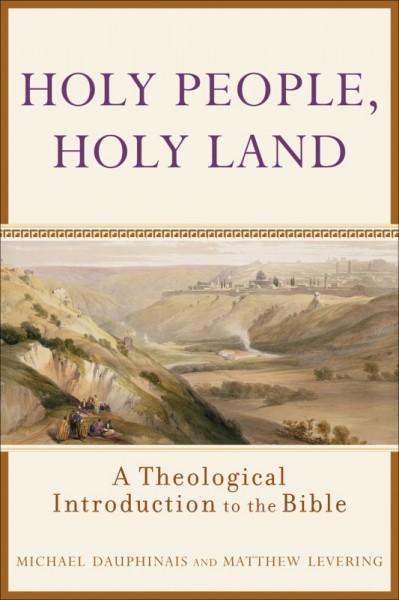 Holy People, Holy Land