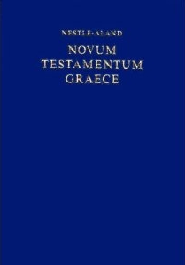 Greek New Testament (NA27) with Critical Apparatus