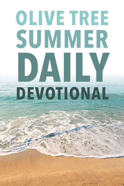 Olive Tree Summer Daily Devotional