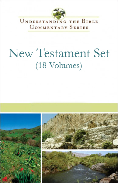 Understanding the Bible Commentary Series - New Testament Set (18 Vols.)
