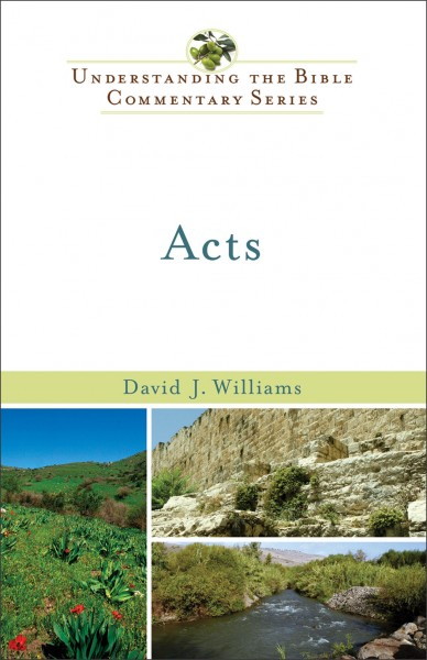 Understanding the Bible Commentary - Acts