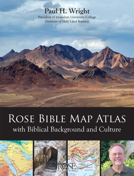 Rose Bible Map Atlas