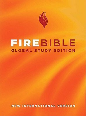 Fire Bible Study Notes by Donald C  Stamps    for the Olive