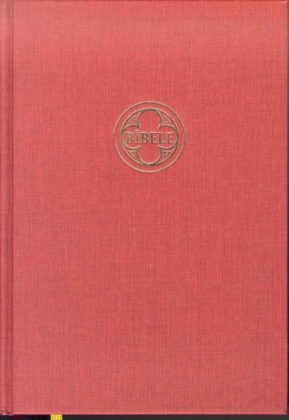 Bībele jaunā tulkojumā ar deiterokanoniskajām grāmatām - Latvian Bible in new translation with Deuterocanonicals
