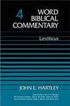 Word Biblical Commentary: Volume 4: Leviticus (WBC)
