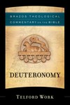 Brazos Theological Commentary: Deuteronomy (BTC)