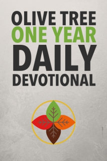 Olive Tree One Year Daily Devotional