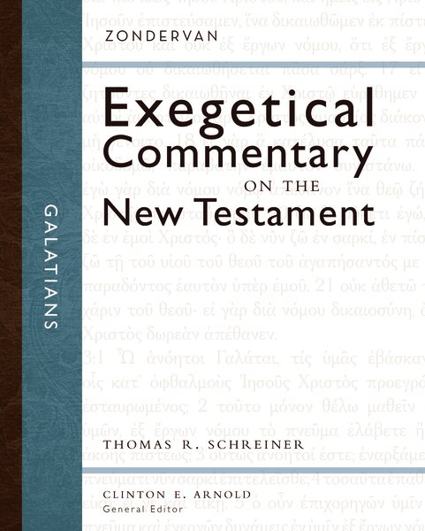 Zondervan Exegetical Commentary on the New Testament: Galatians — ZECNT