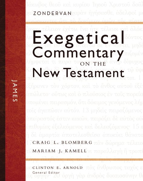 Zondervan Exegetical Commentary on the New Testament: James — ZECNT