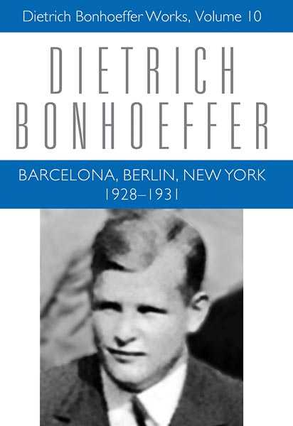 Barcelona, Berlin, New York 1928-31