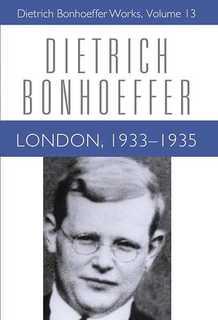 London, 1933-35