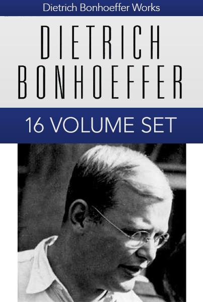 Dietrich Bonhoeffer Works Series (16 Vols.)