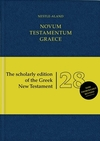 NA28 with Critical Apparatus, Mounce Parsings, and Concise Greek-English Dictionary of the New Testament
