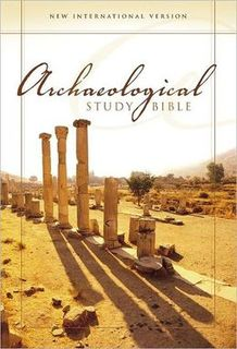 Archaeological Study Bible Notes