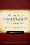 Matthew 8-15 MacArthur New Testament Commentary