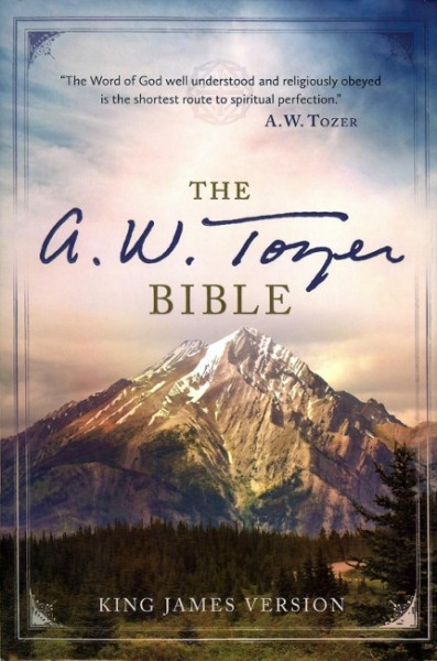 The A. W. Tozer Study Bible Notes