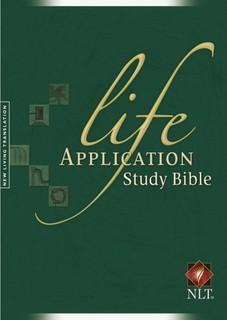 Life Application Study Bible (NLT)