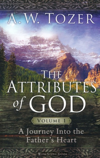 Attributes of God, Vol. 1: A Journey Into the Father's Heart