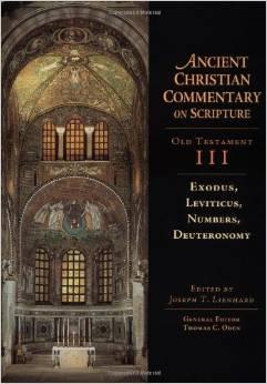 Ancient Christian Commentary on Scripture: Exodus, Leviticus, Numbers, Deuteronomy (OT Vol 3)
