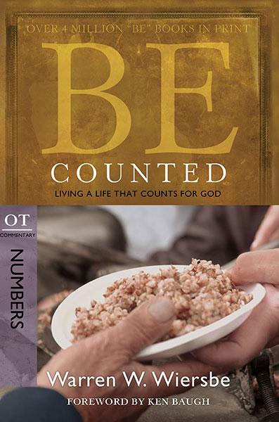 BE Counted (Wiersbe BE Series - Numbers)