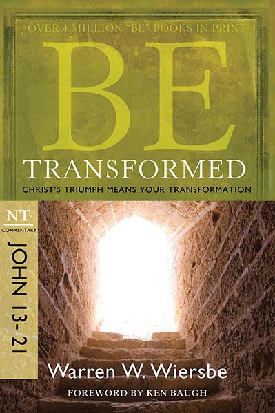 be transformed  wiersbe be series
