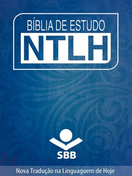 Biblia Estudio NTLH - coleção