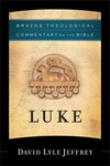 Brazos Theological Commentary: Luke (BTC)