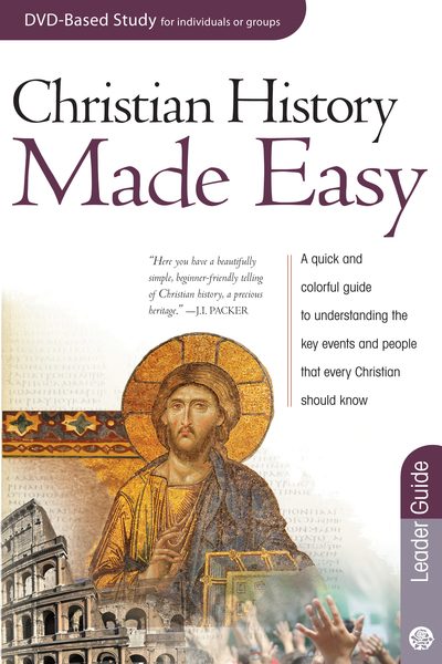 Christian History Made Easy Leader Guide