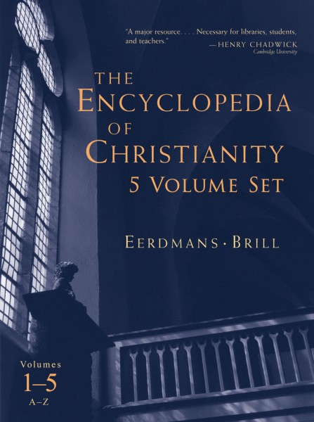 Encyclopedia of Christianity (5 Vols.)