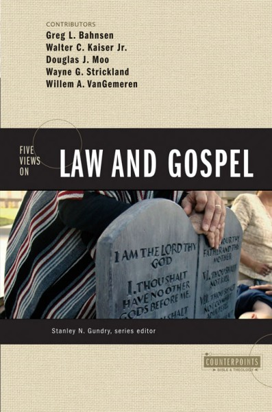 Counterpoints: Five Views on Law and Gospel