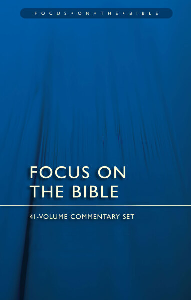 Focus on the Bible Commentary (41 Vols.)