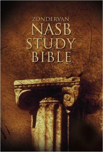 NASB Study Bible Notes