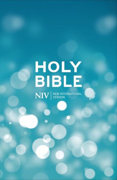 New International Version - NIV (Anglicised)