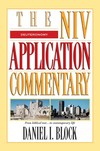 Deuteronomy: NIV Application Commentary (NIVAC)