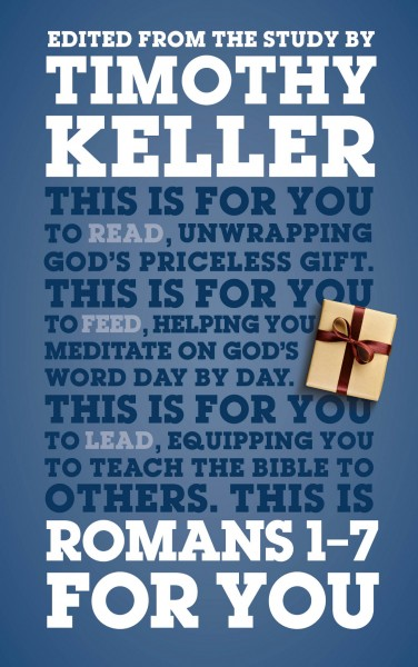 God's Word for You (GWFY) — Romans Volume 1