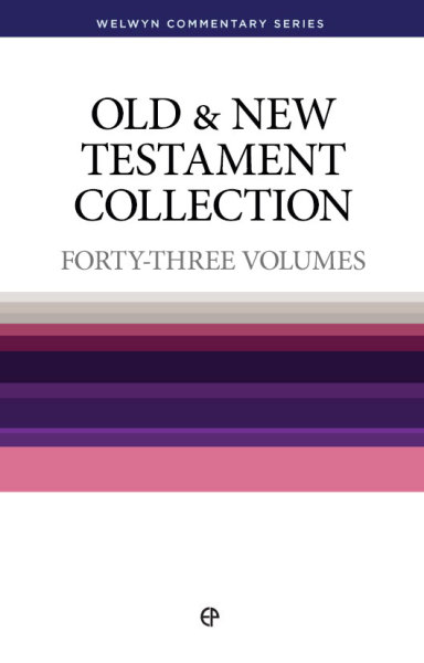Welwyn Commentary Series Old & New Testament Set (43 Vols.)