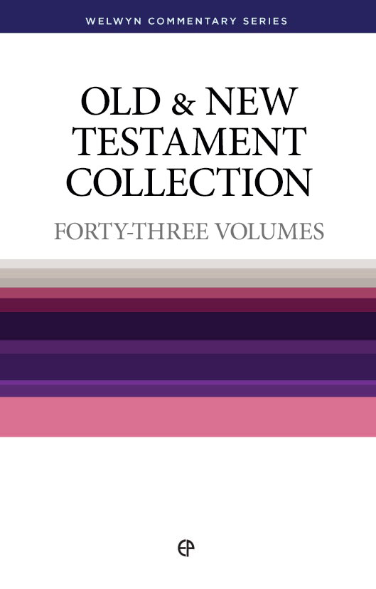 Welwyn Commentary Series - Full Set (43 Vols.)