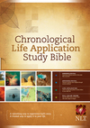 Chronological Life Application Study Bible (CLASB) NLT